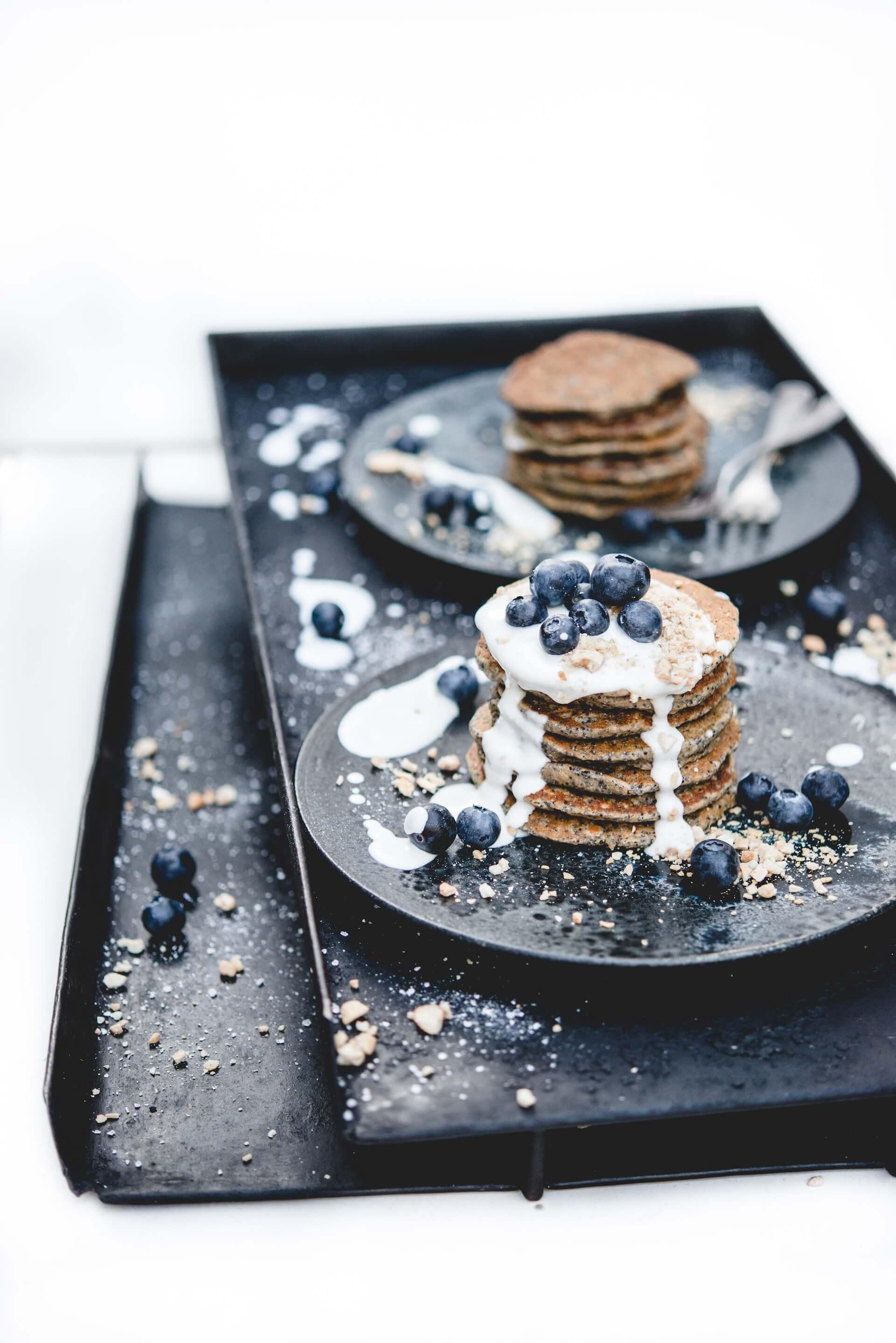 Backen mit Beeren - Canon Academy Foodfotografie