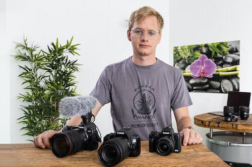 Filmen - Canon Academy Hacks
