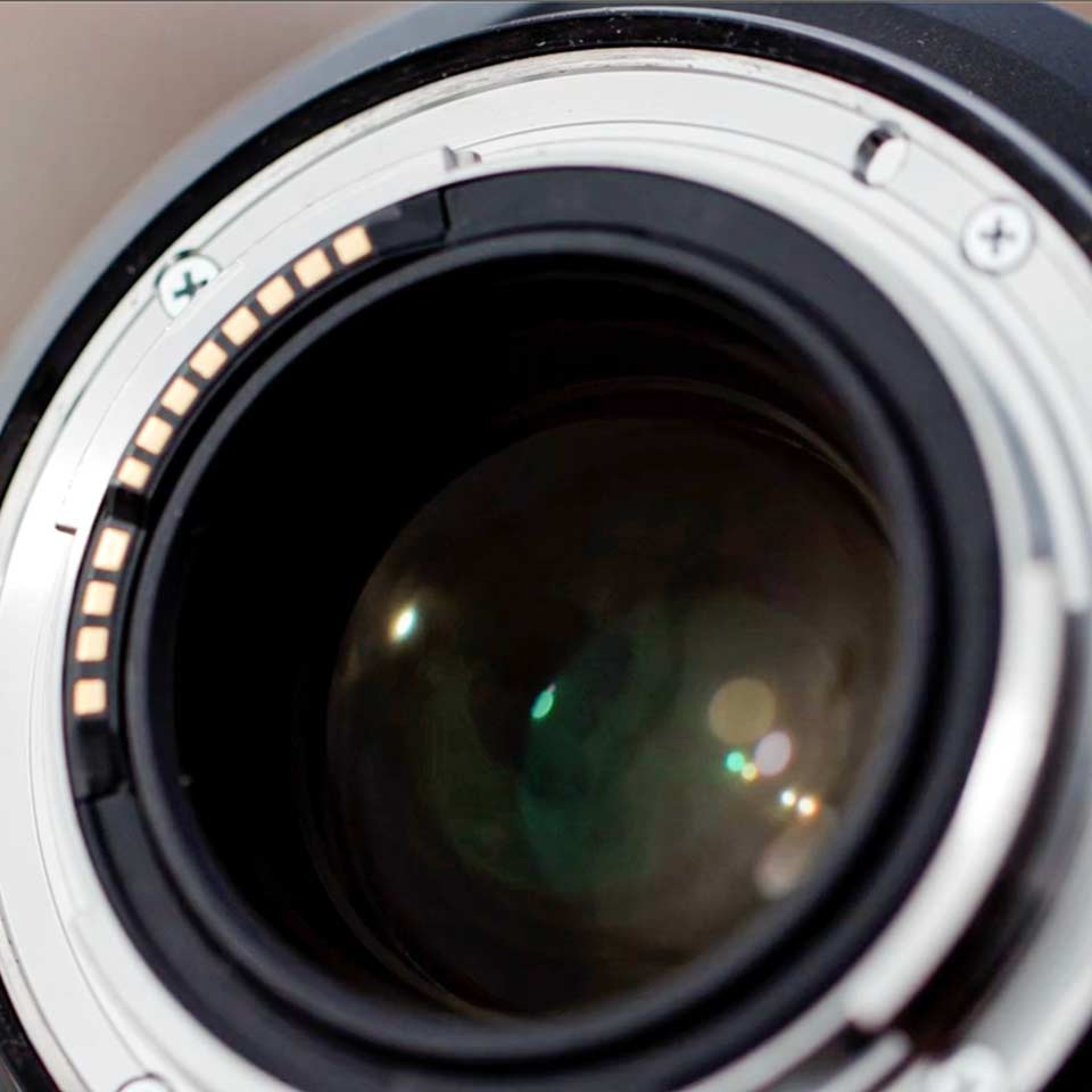 RF-Objektive Bildkreis IS-System