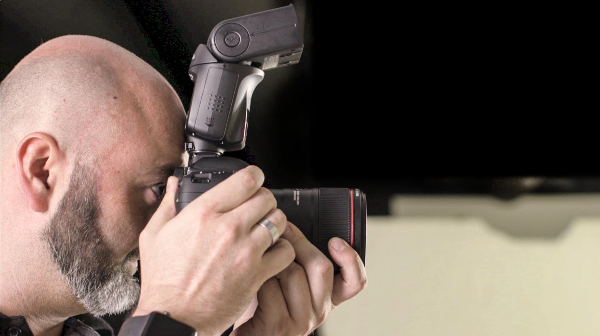 Indirektes Blitzen mit Canon Speedlite 470EX-AI