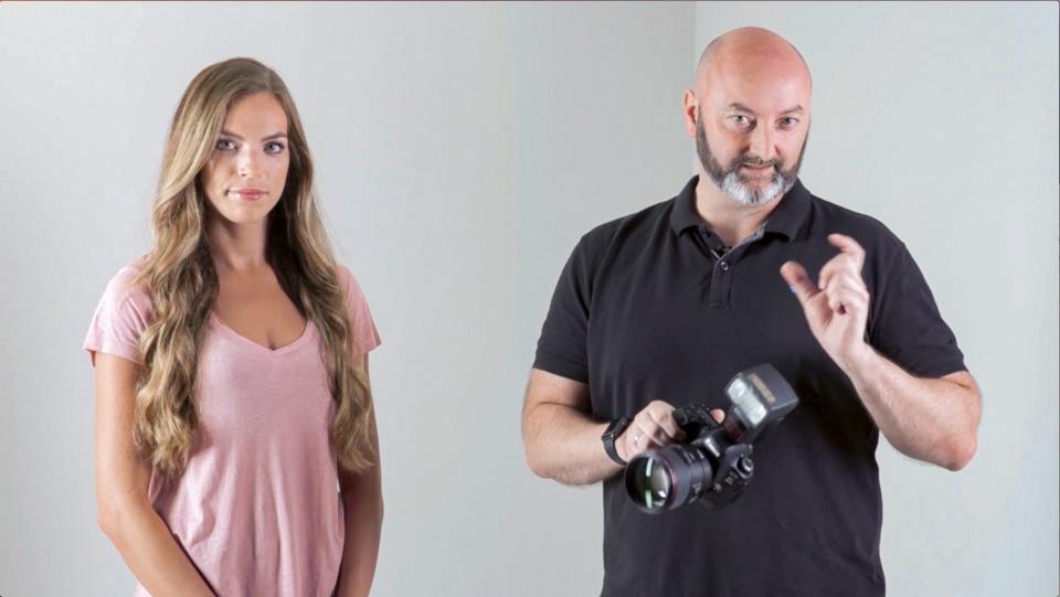 Porträtfotografie mit dem Canon Speedlite 470EX-AI