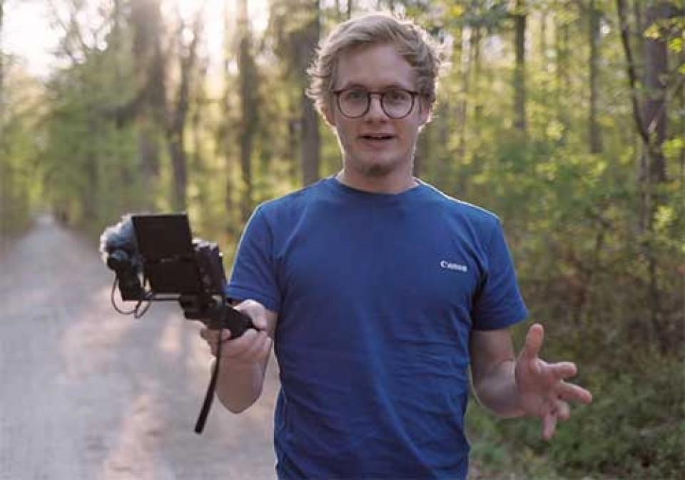 Nicolai Deutsch, Vlogging, PowerShot G7 X Mark III
