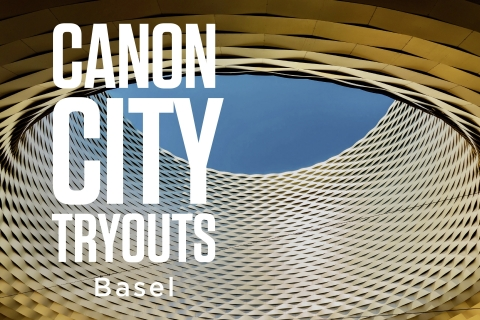 Canon City Tryouts in Basel - Canon Academy Spezialthemen