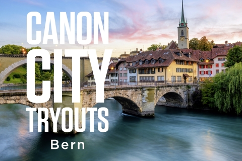 Canon City Tryouts in Bern - Canon Academy Spezialthemen