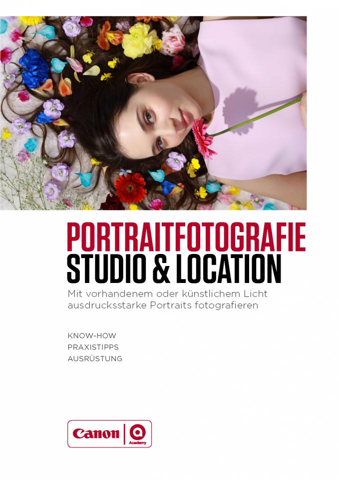 Leitfaden zur Portraitfotografie