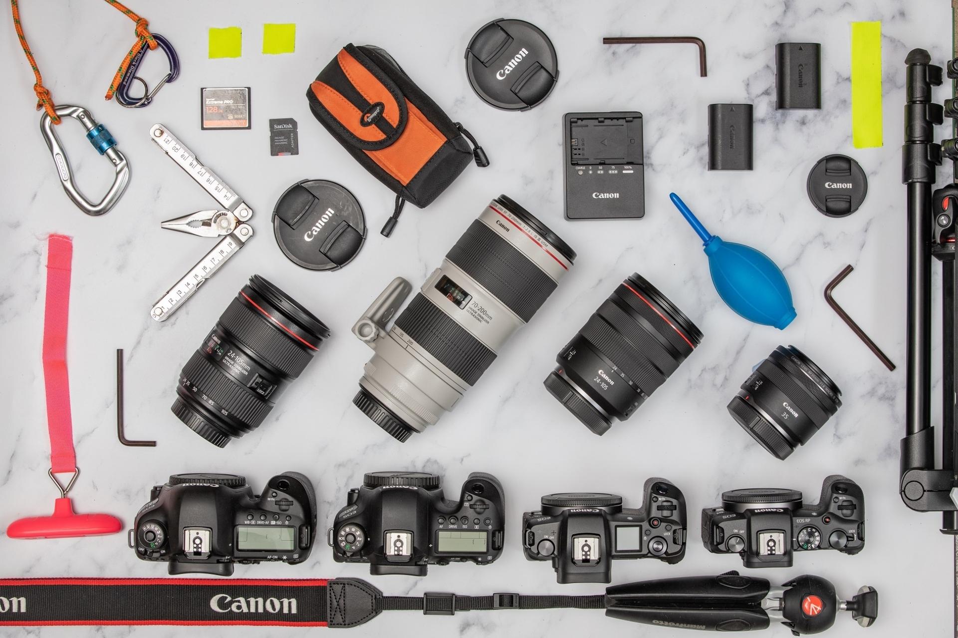 EOS, Vollformat, DSLR, Canon, Objektiv, Webinar