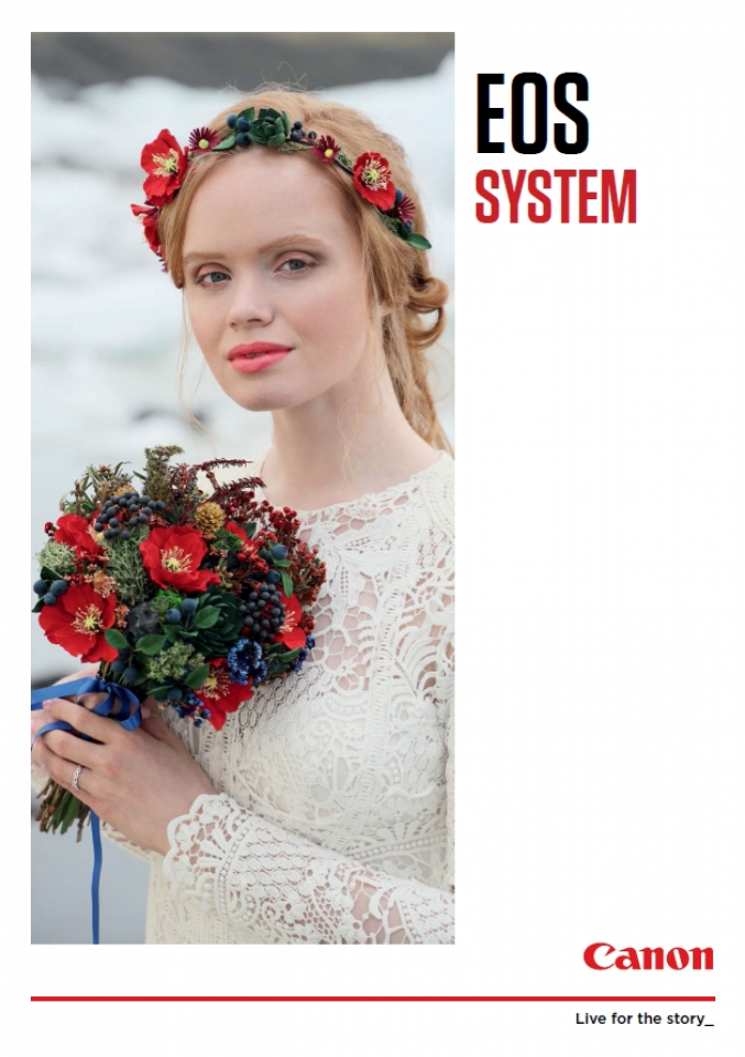 Canon EOS Systembroschüre