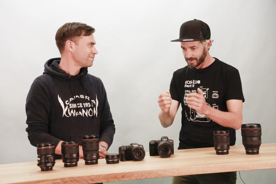 Das EOS R System - Canon Academy Talk Topics