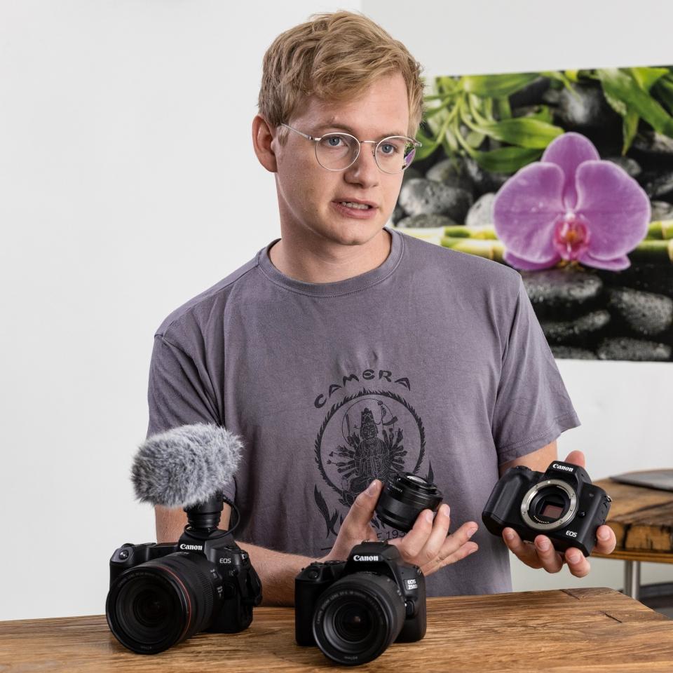 Grundlagen und Vorbereitung - Canon Academy Tutorials