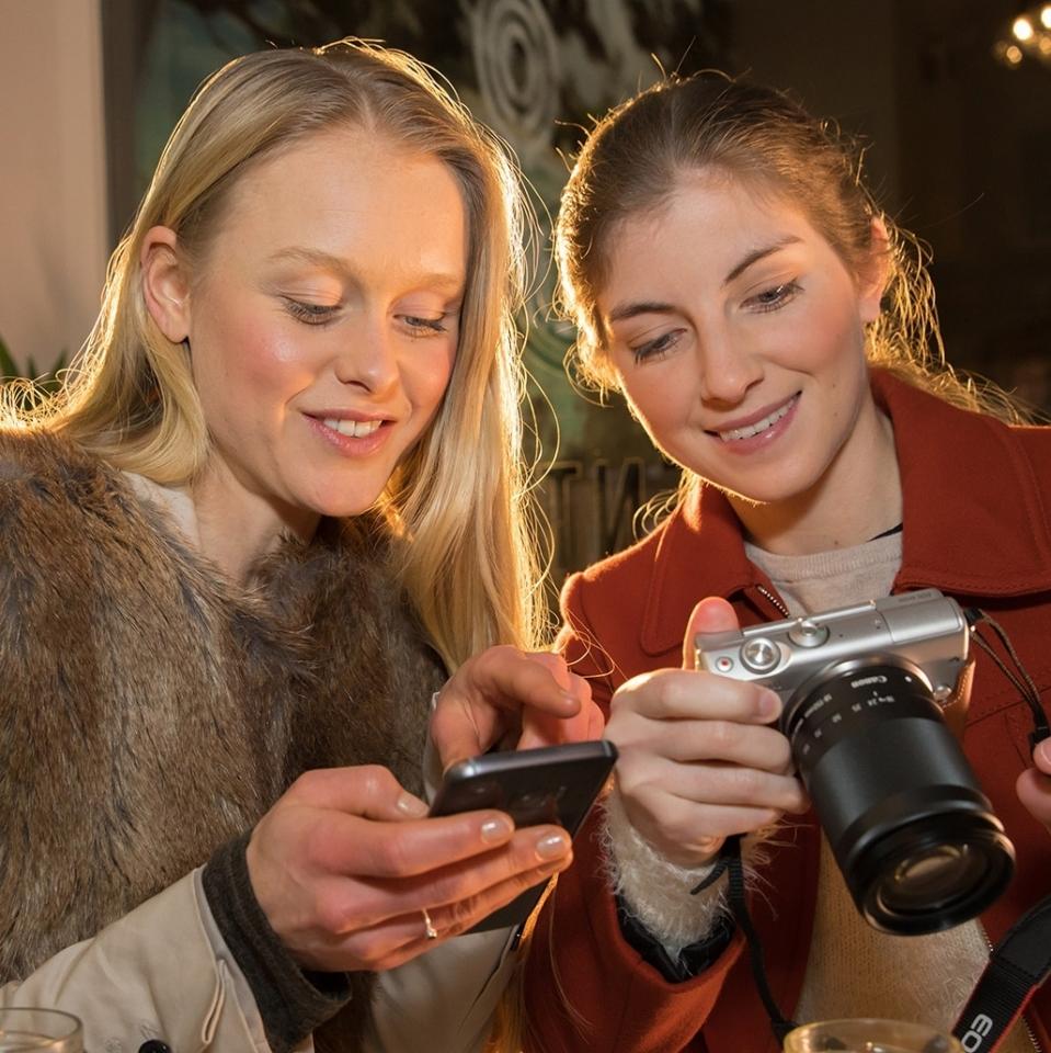 Drahtlos aufs Handy - Canon Academy Tutorials