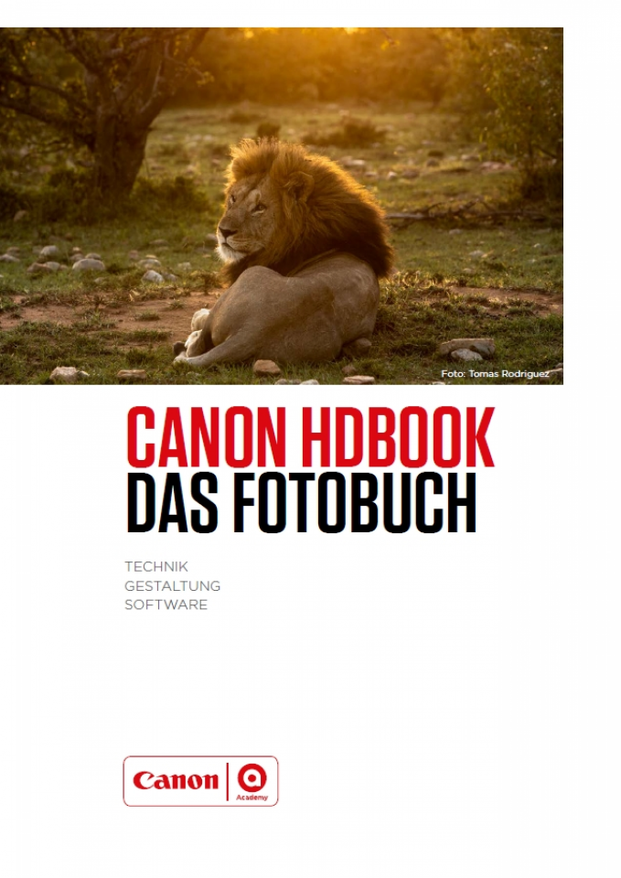 Leitfaden zum Canon hdbook