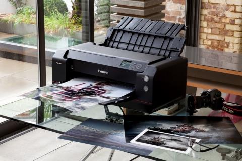 Professioneller Fotodruck - mit dem imagePROGRAF PRO-1000 - Canon Academy Webinare