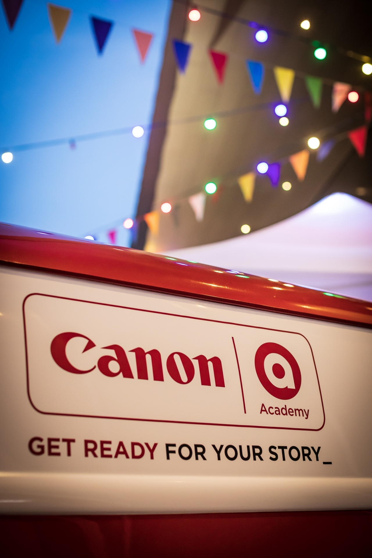 Canon Academy beim Streetfood Festival Bern - Canon Academy Spezialthemen