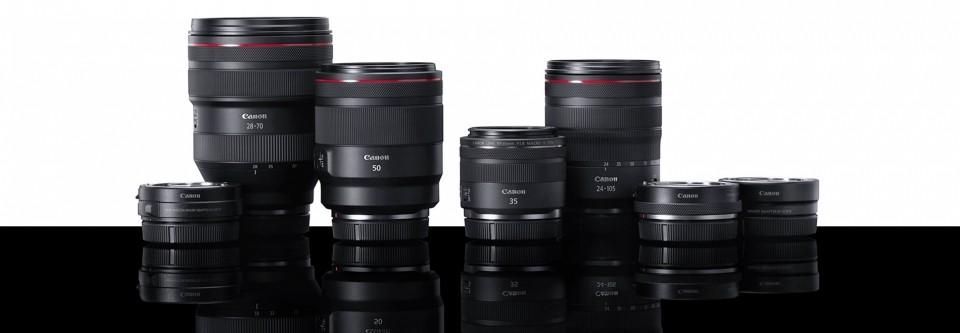 Canon RF-Objektive