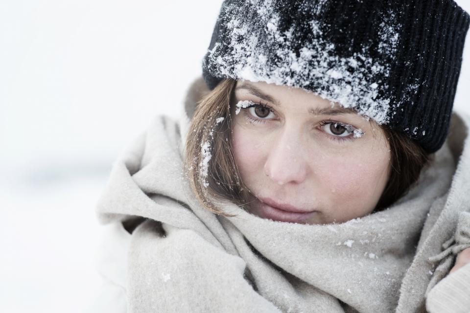 Richard Walch, Winter, Portrait, Schnee, Lou Beyer